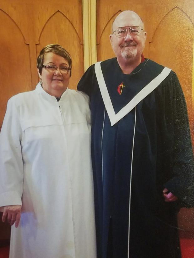 Pastor Carolyn